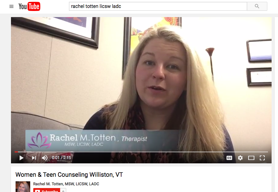 Anxiety and Substance Abuse Counseling Williston VT